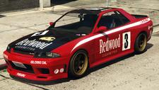 ElegyRetroCustom-RedwoodRacingLivery-GTAO-front
