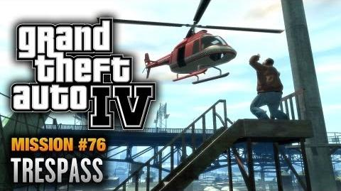 GTA 4 - Mission 76 - Trespass (1080p)