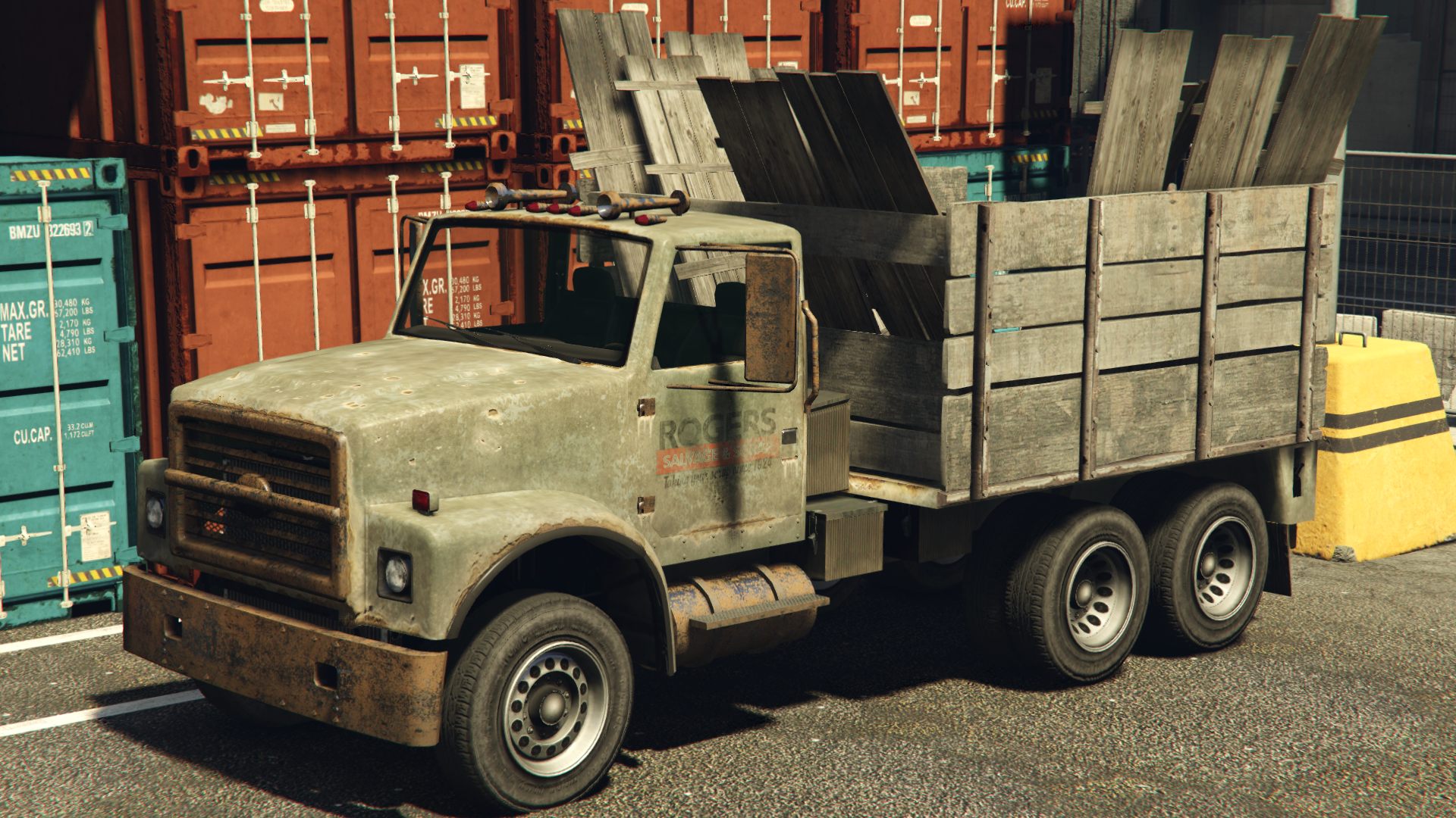 Scrap Truck | GTA Wiki | FANDOM powered by Wikia