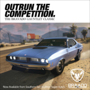 GauntletClassicWeek-GTAO-Advert
