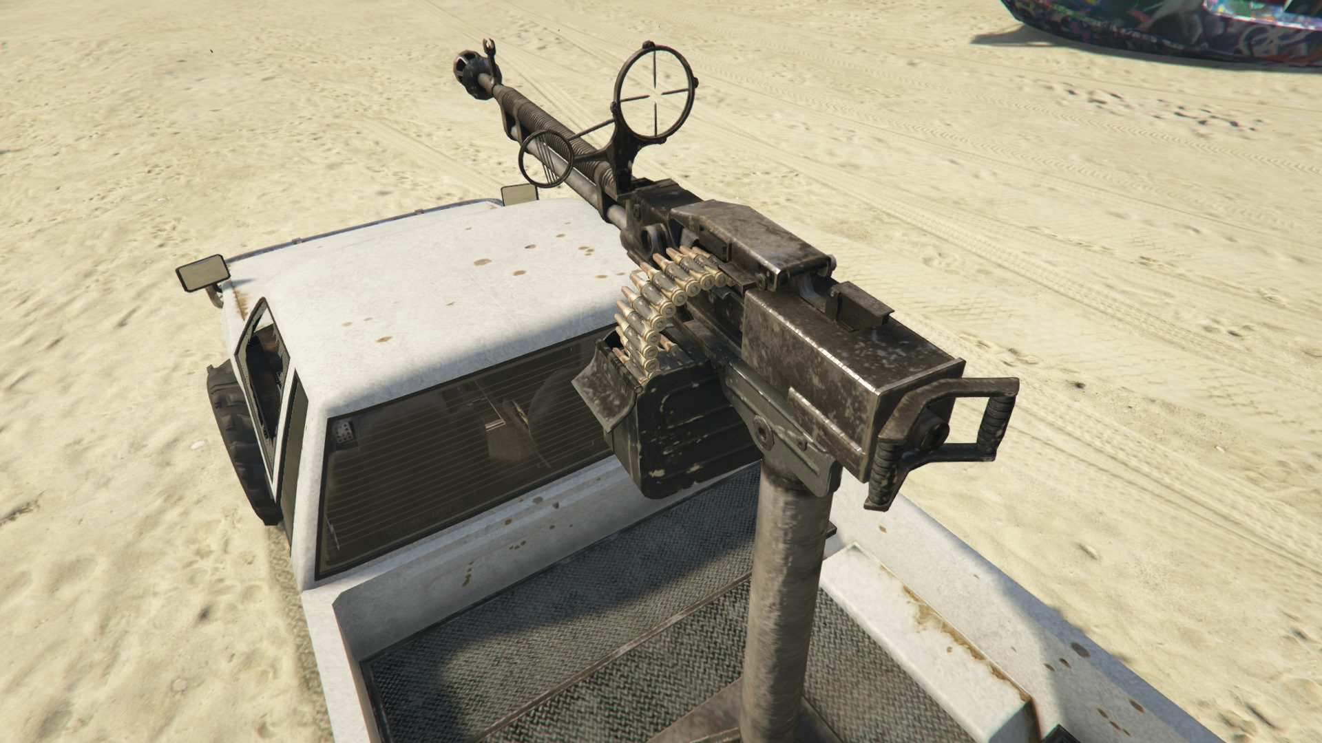 Vehicle Features/Mounted Weapons | GTA Wiki | FANDOM powered by Wikia