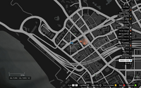 Vehicle Import Mobile GTAO Del Perro Loop Map