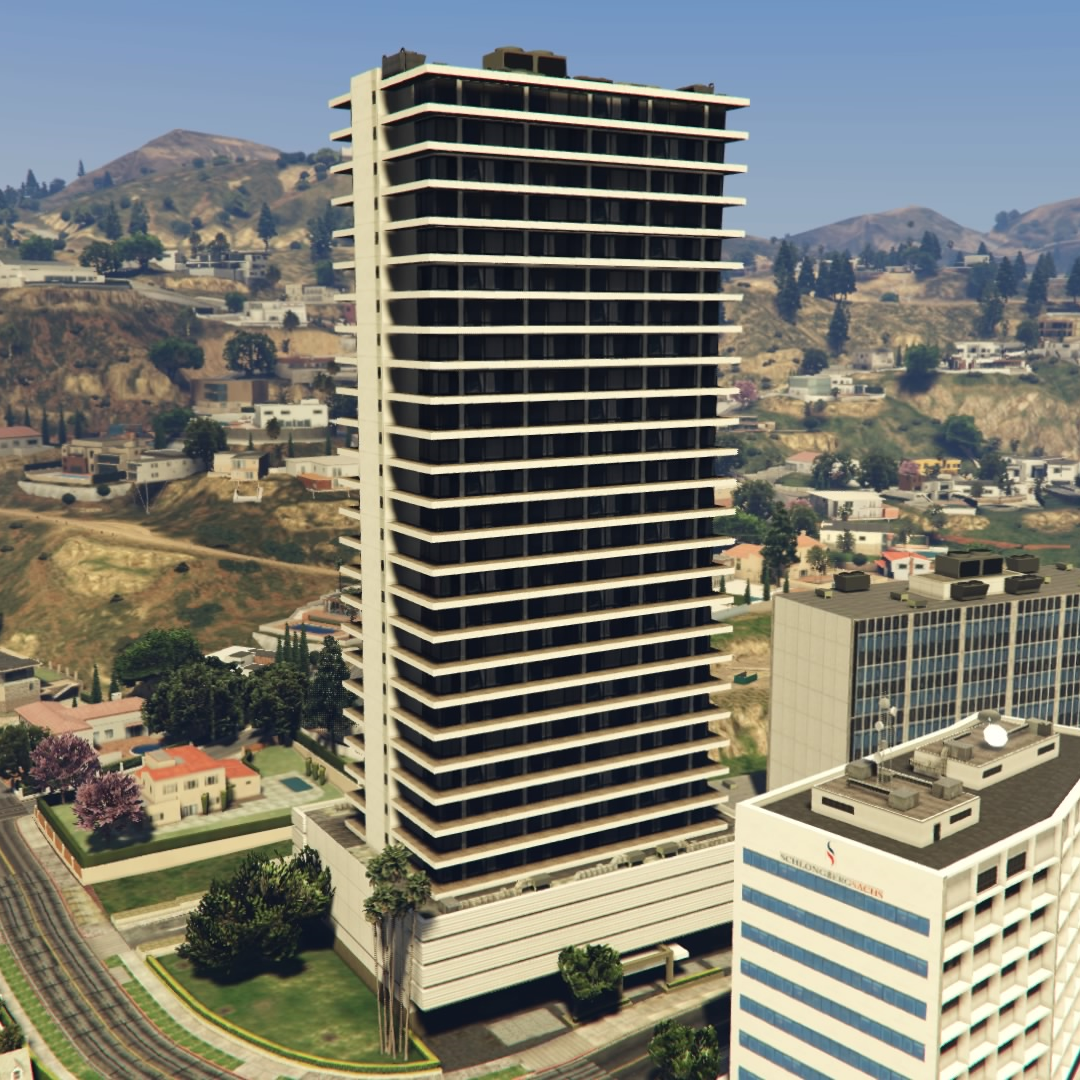 gta online apartments in single player