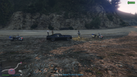 Vehicle Import Traffic Stop GTAO Alamo Sea