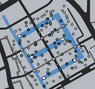GTAO-Bottleneck Map