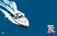 Speedboat-GTAVC-Artwork