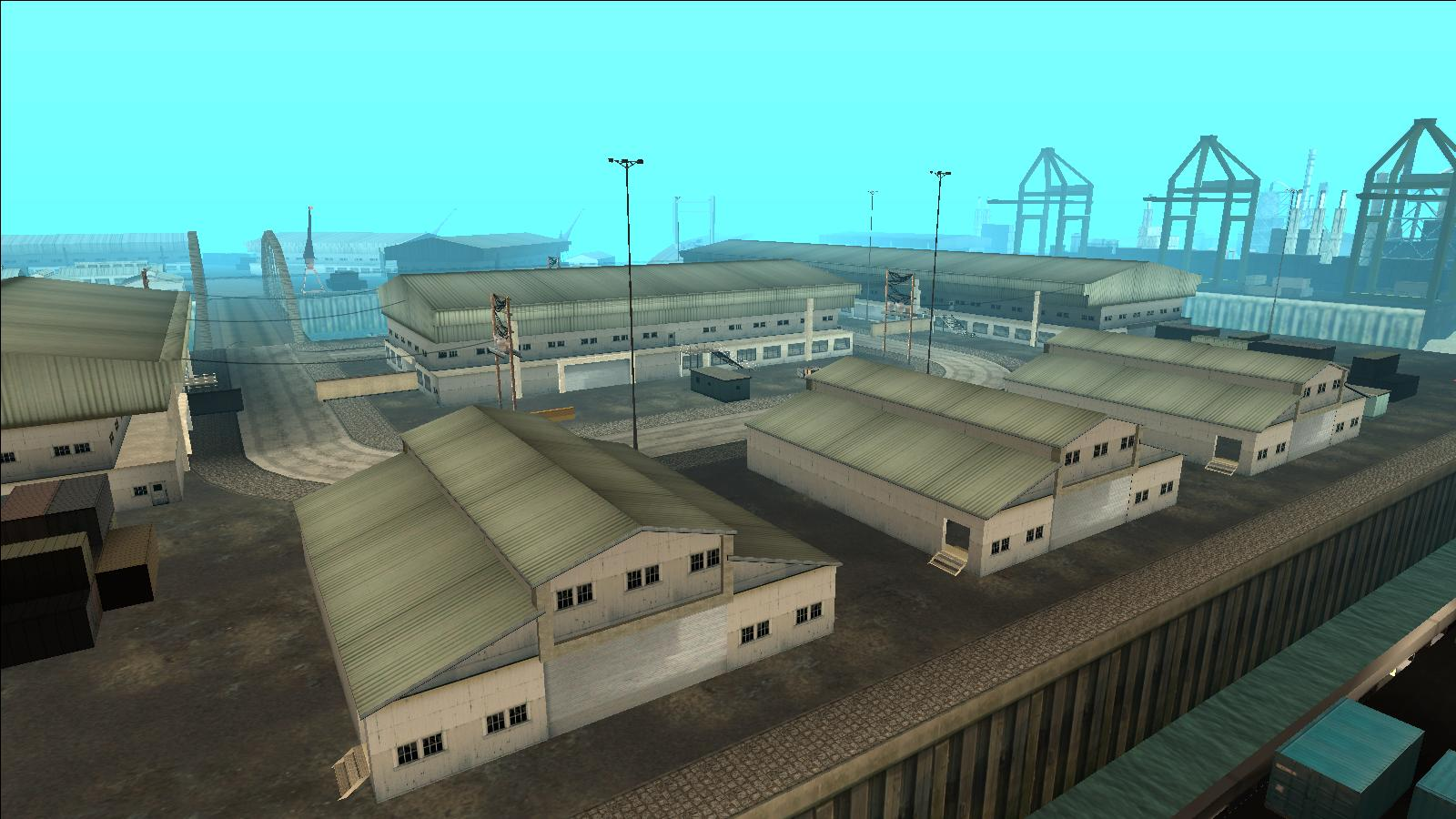 Ocean Docks | GTA Wiki | FANDOM powered by Wikia