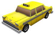 Cabbie-GTACW-papercraft