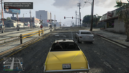 Distract Cops GTAO Notification