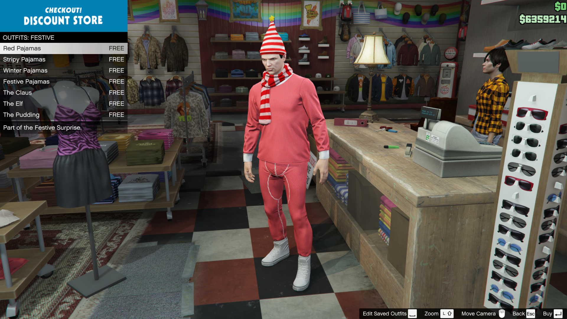 4885b678b1c56 Clothing in GTA Online