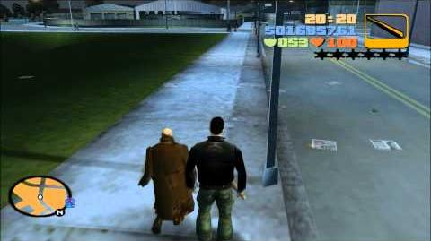 GTA 3 - Darkel voice?