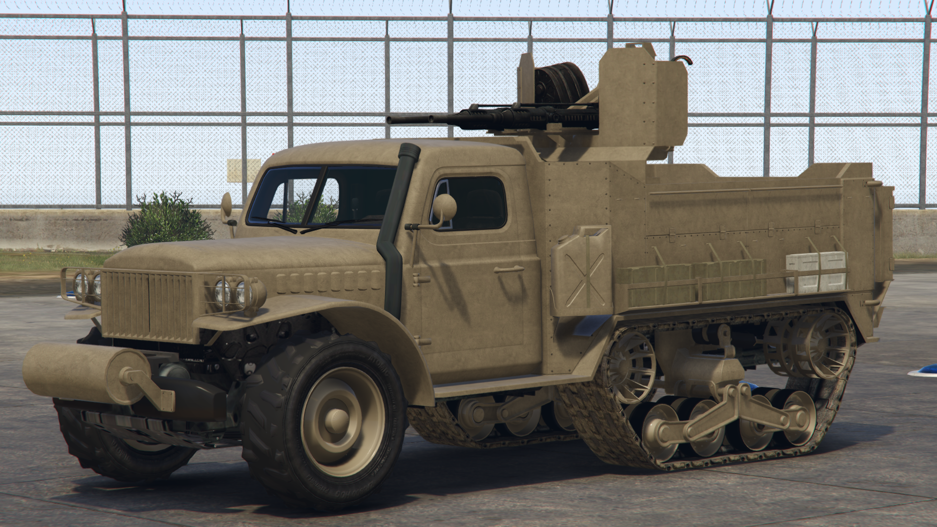 Half-track | GTA Wiki | FANDOM powered by Wikia