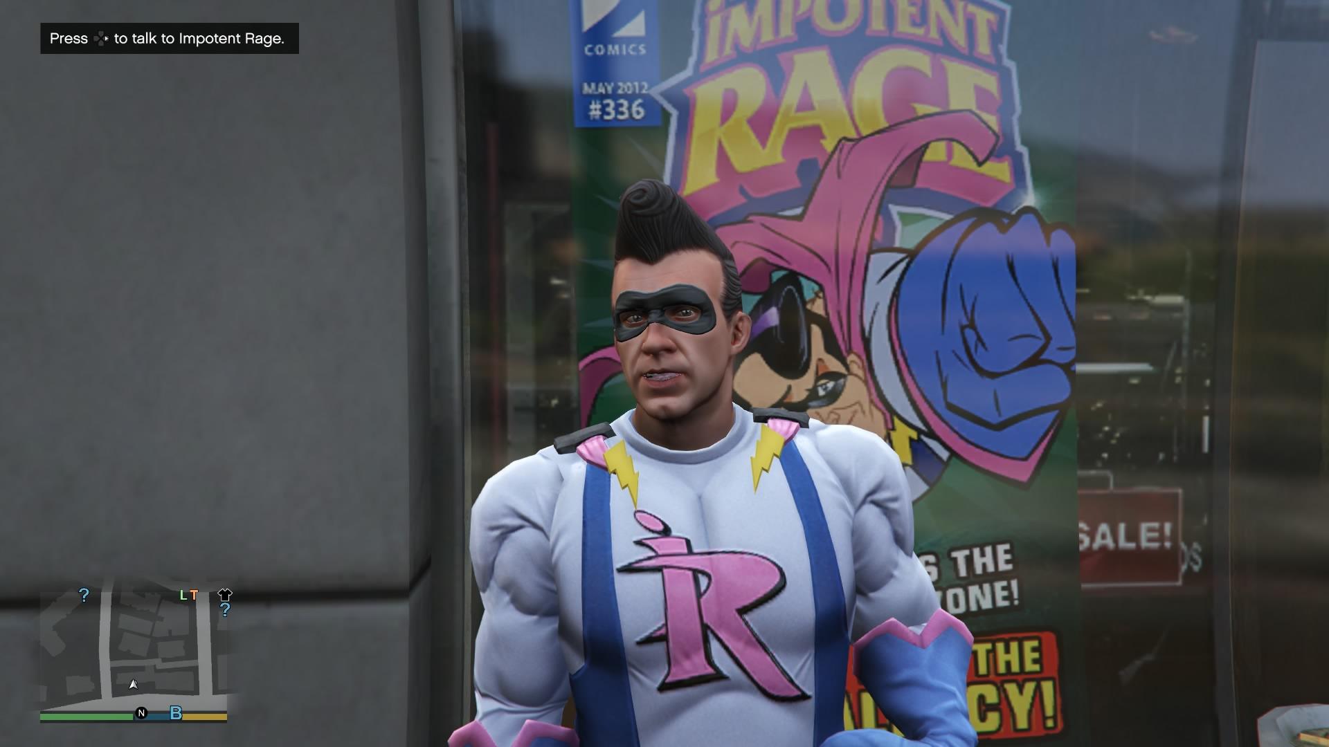 Impotent Rage cosplayer | GTA Wiki | FANDOM powered by Wikia