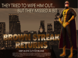The Brown Streak Returns