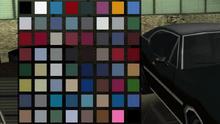 Clover-GTASA-Colors
