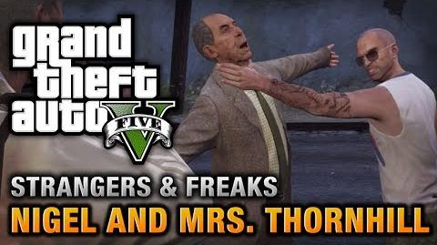 GTA 5 - Nigel and Mrs