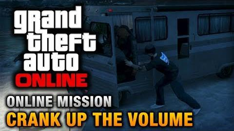 GTA Online - Mission - Crank Up the Volume Hard Difficulty