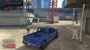 Gang Attacks GTAVe Start
