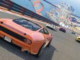 Stunt - Pier Race