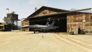 Sandy shores airfield 4