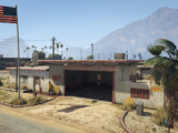 Sandy Shores Fire Station