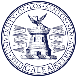 The University of San Andreas, Los Santos Seal