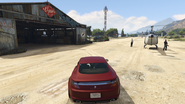 Time to Get Away-GTAO-Got Away