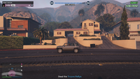 Vehicle Import Parked GTAO GOH Chumash