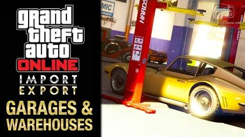 Export DLC - All Office Garages & Vehicle Warehouse Interiors
