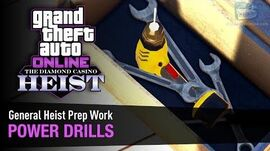 GTA Online The Diamond Casino Heist - Heist Prep Power Drills Solo (Toolboxes)