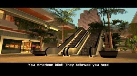 "GTA Vice City Walkthrough HD - Mission 8 "" Mall Shootout """