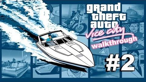 Grand Theft Auto Vice City Playthrough Gameplay 2