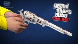 GTA Online - Secret Navy Revolver & Challenge All Mystery Clues Locations