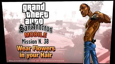 GTA San Andreas - iPad Walkthrough - Mission 38 - Wear Flowers in your Hair (HD)