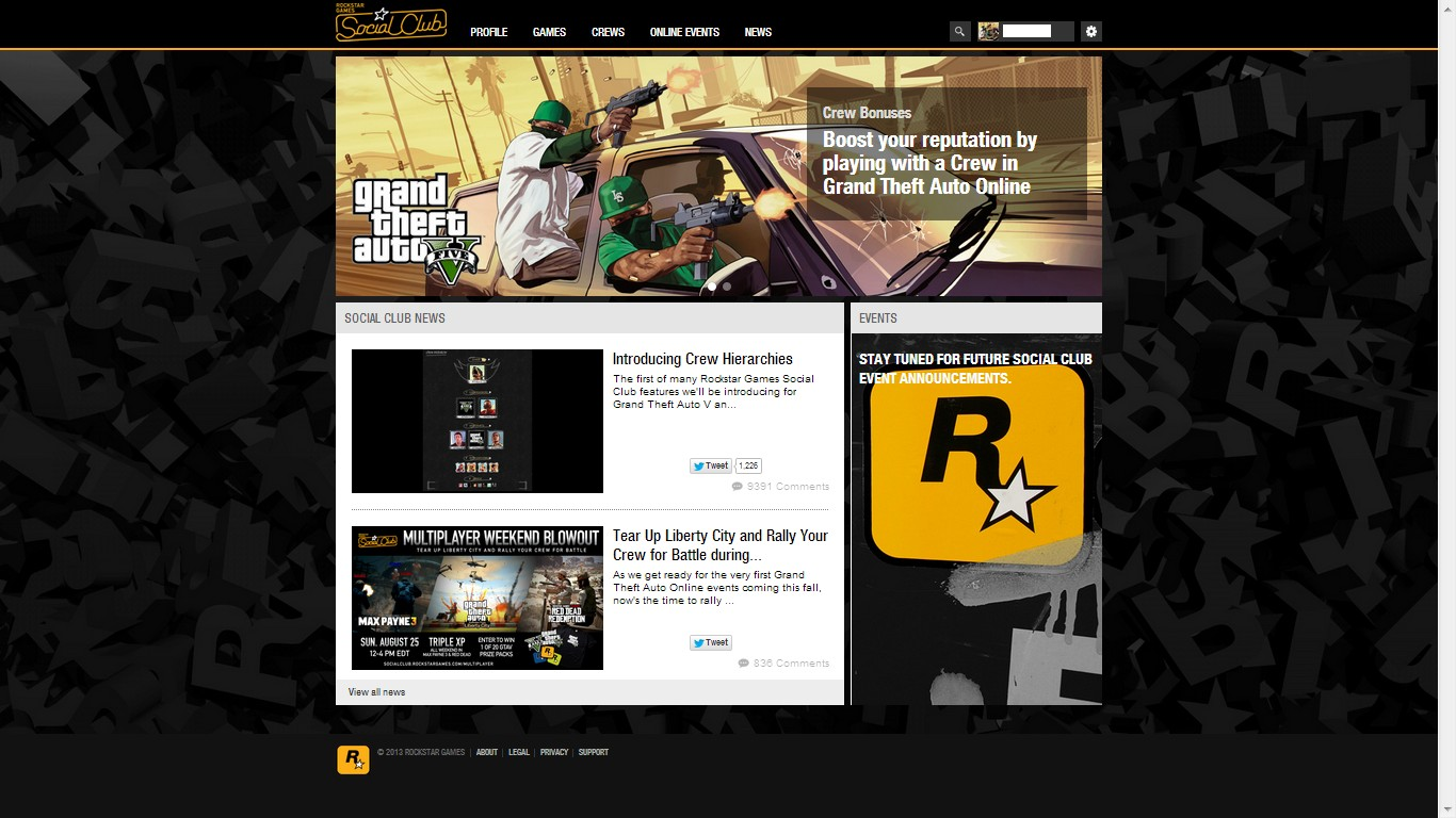 Social club grand theft wiki, the gta wiki.