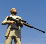 MichaelDeSanta-GTAV-WithHeavySniper