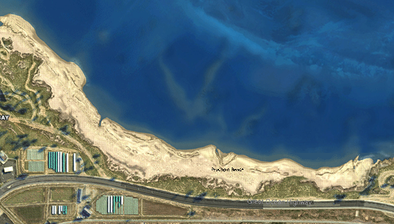 Image SatelliteProcopioBeachGTAVpng GTA Wiki FANDOM - Latest satellite view