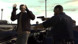 Busted-GTA4