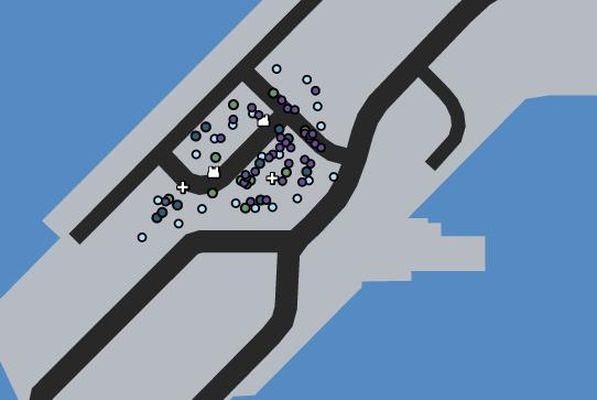 Elysian Island Deathmatch GTAO Map