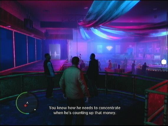 club in gta 4