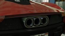 XA21-GTAO-TripleChromeCoverExhaust