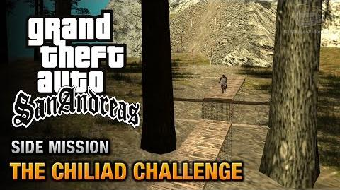 GTA San Andreas - The Chiliad Challenge