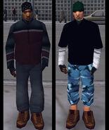 Street Criminals