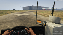 AirportBus-GTAV-Dashboard