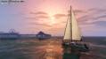 BoatSunset-GTAV