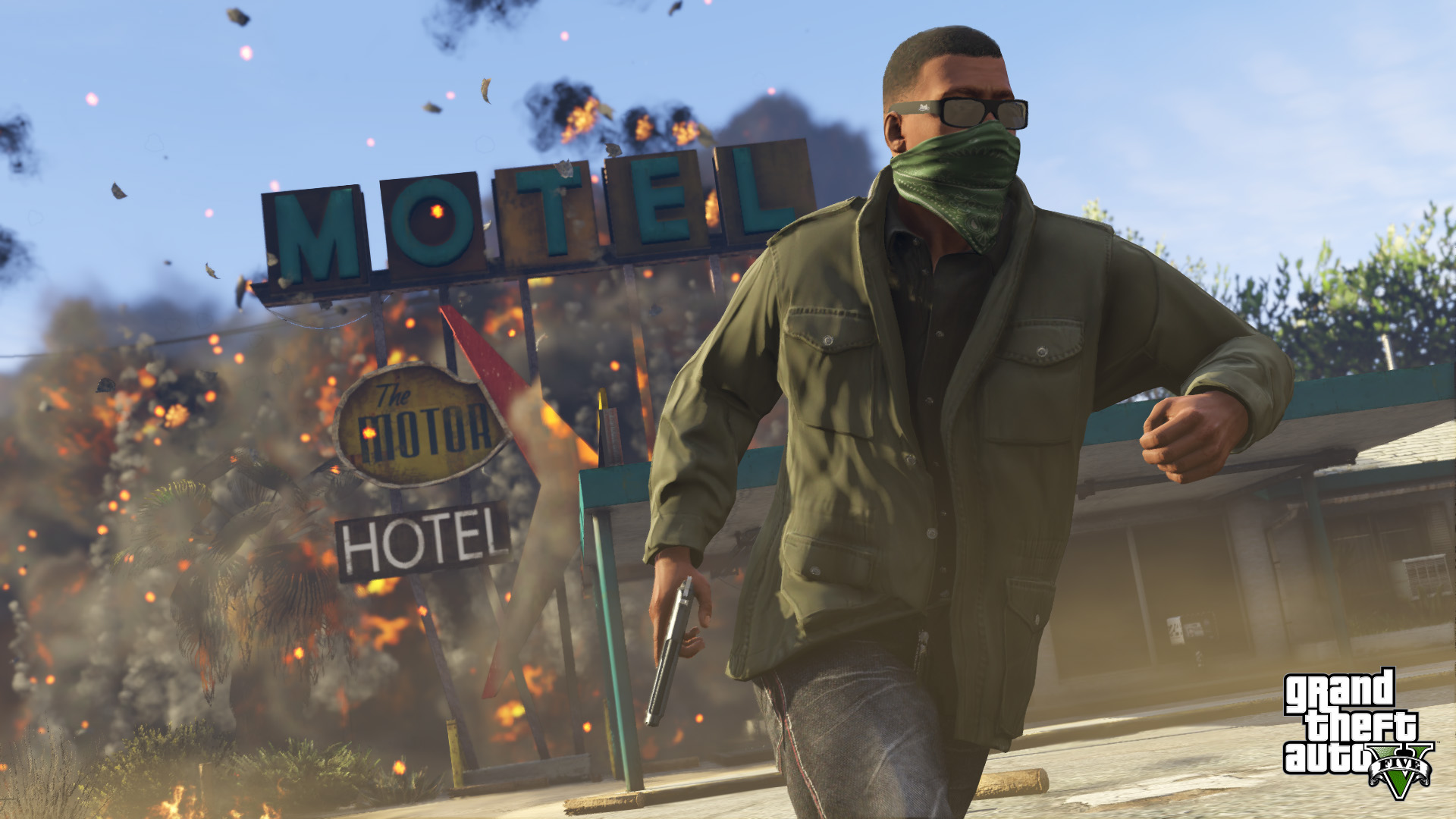 Franklin Clinton: the story of the character GTA5 16