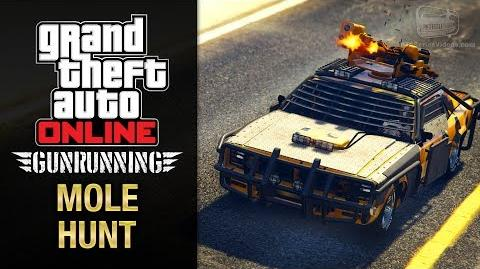 GTA Online Gunrunning - Mobile Operation -6 - Weaponized Tampa (Mole Hunt)