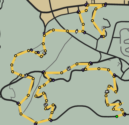 Senora Desert Hills GTAO Verified Map