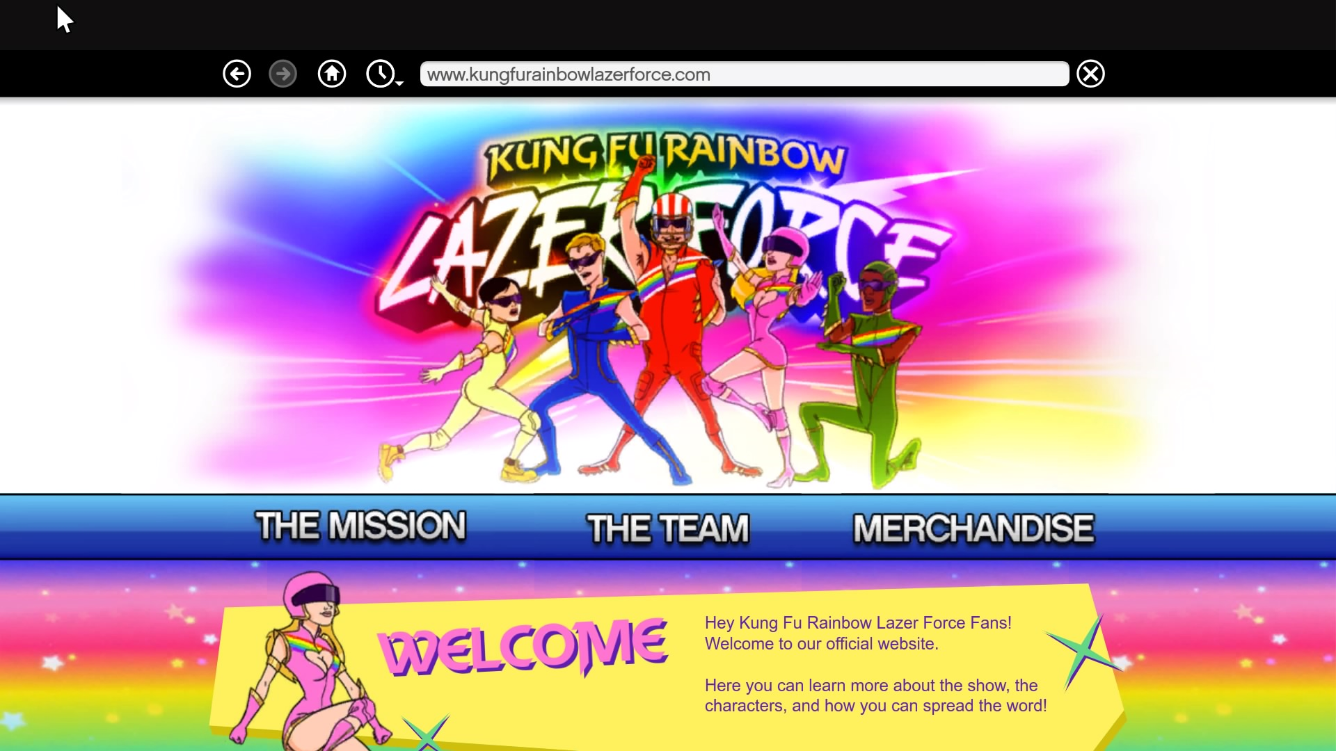 kungfurainbowlazerforce com | GTA Wiki | FANDOM powered by Wikia