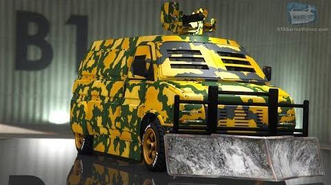 GTA Online After Hours - Vapid Speedo Custom
